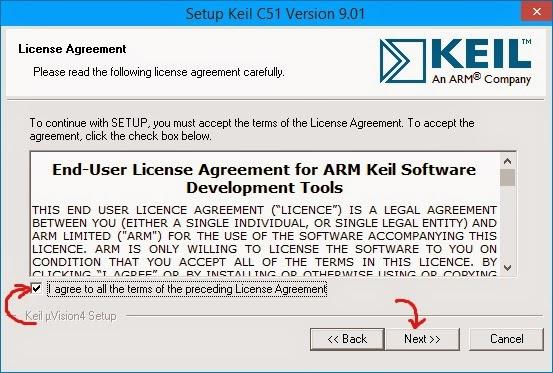 Dowload phần mềm Keil C 4 Full Crack (2)