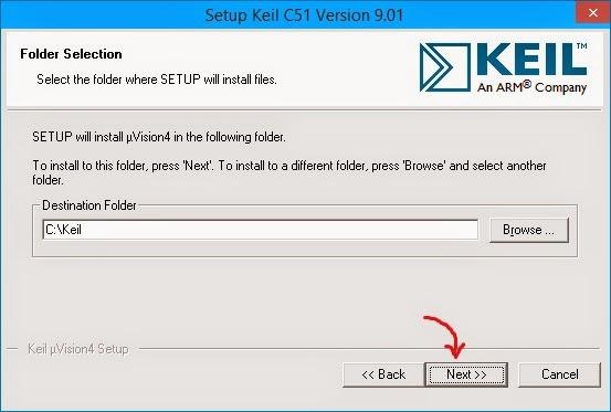 Dowload phần mềm Keil C 4 Full Crack (3)