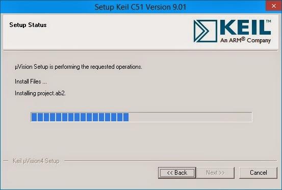 Dowload phần mềm Keil C 4 Full Crack (4)