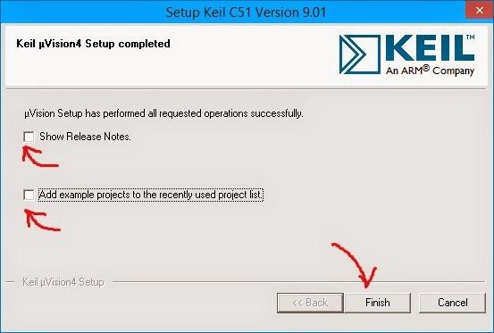 Dowload phần mềm Keil C 4 Full Crack (5)