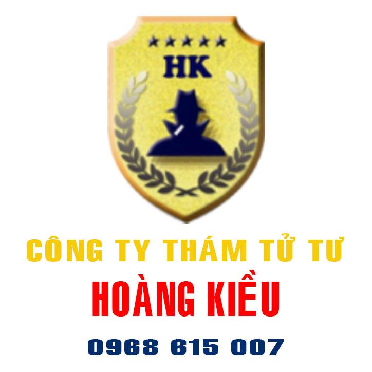 Logo công ty thám tử tư Hoàng Kiều