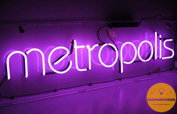 Đèn Neon là gì