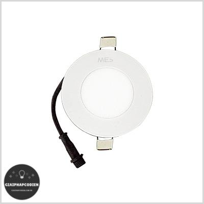 Đèn LED âm trần 6W Tròn MES - 269.000 VNĐ